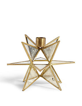 Eden Dinner Candle Holder