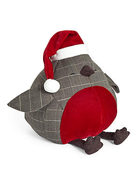 Rocking Robin Doorstop