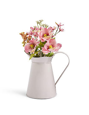 Poppy And Berry Jug