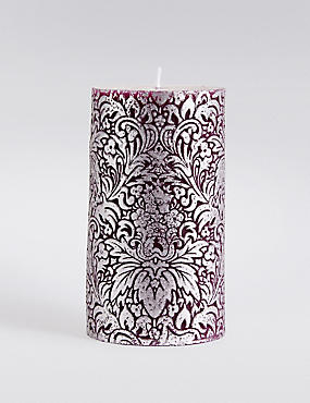Medium Valentina Pillar Candle