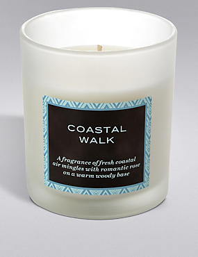 Coastal Walk Filled Candle