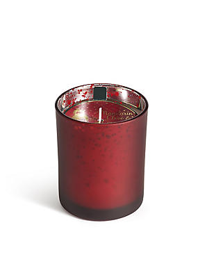 Mandarin, Cinnamon & Clove Mercury Filled Candle