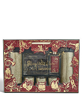 Mandarin, Cinnamon & Clove Ultimate Gift Set