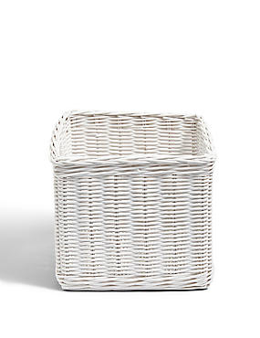 Rattan Small Storage Basket