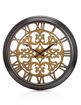 Regency Wall Clock