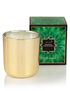 Per Una Oriental Sandalwood Boxed Candle