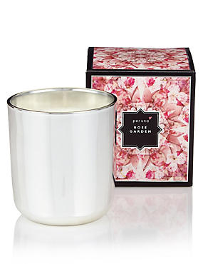 Per Una Rose Garden Boxed Candle