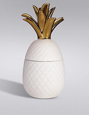 Statement Pineapple Filled Candle