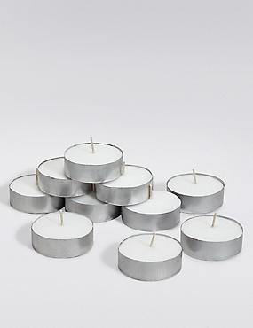 10 Maxi Tea Light Pack
