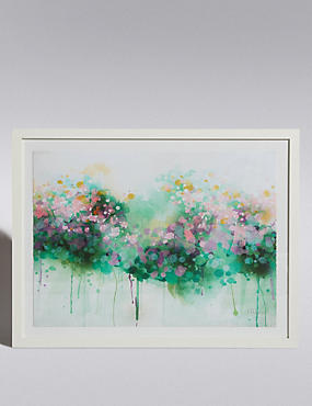 Spring Blooms Wall Art