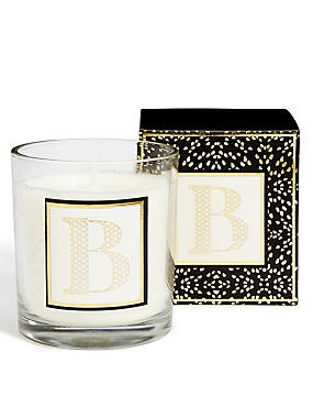 Alphabet Scented Candle B