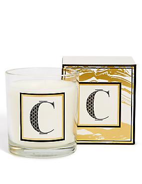 Alphabet Scented Candle C