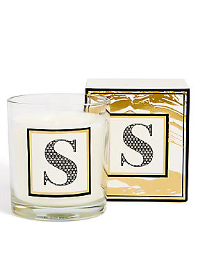 Alphabet Scented Candle S