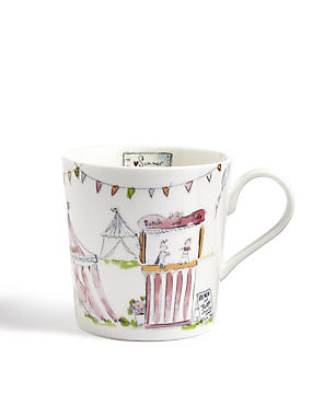 Village Fete Games Mug