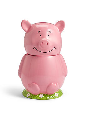 Percy Pig Sweet Jar