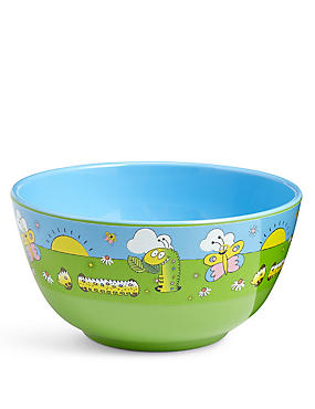 Colin Melamine Cereal Bowl