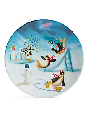 Novelty Christmas Plate