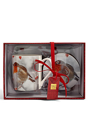 Digital Robin Gift Set