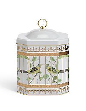 Biscuit Tin Botanical