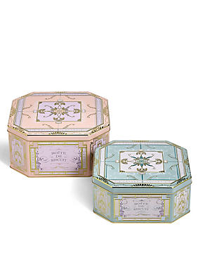 2 Pack Cake Tins Nouveau Patisserie