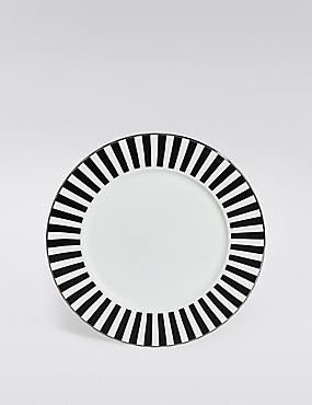 Sue Timney Striped Side Plate