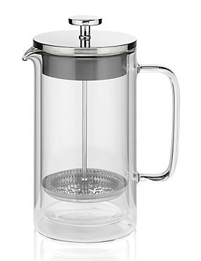 Double Walled 8 Cup Cafetière