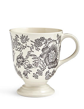 Rosalie Footed Mug