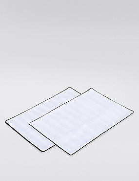 2 Pack Sue Timney Placemats