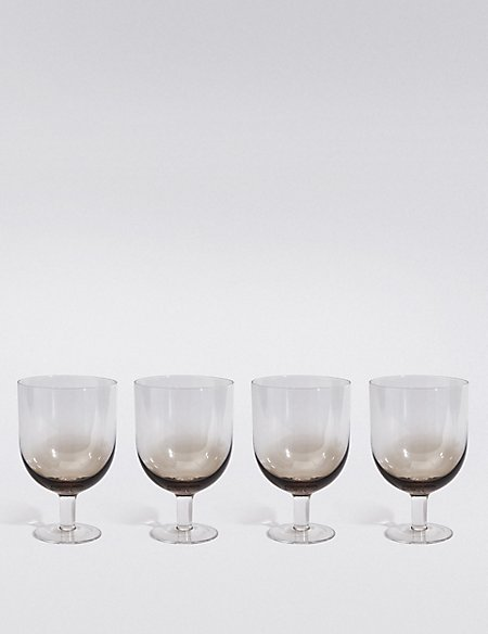4 Tribeca Stacking Wine Glasses