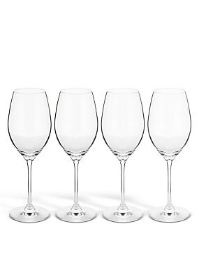 Arden 4 Pack Red Wine Glasses
