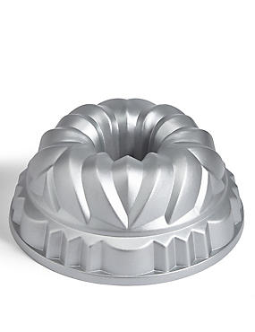 Decorative Die Cast Cake Tin