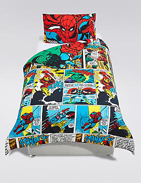 Marvel Avengers™ Superheroes Bedding Set