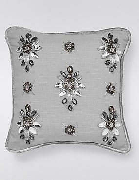 Jewelled Cushion
