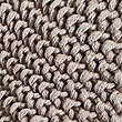 Knitted Throw, TAUPE, swatch