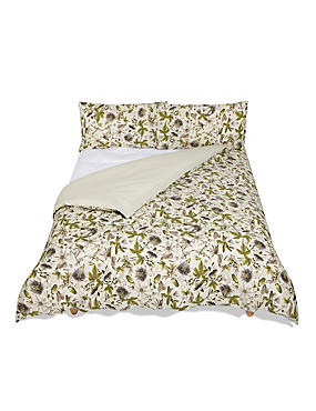 Passion Floral Bedding Set