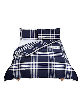Barnaby Checked Bedding set
