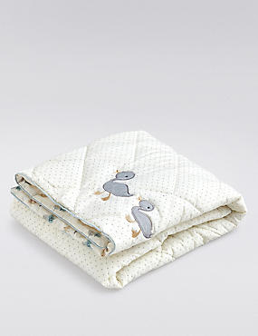 Duckling Coverlet
