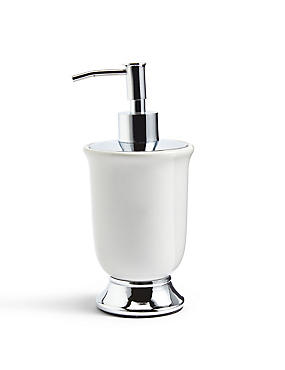Tulip Soap Dispenser