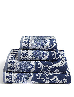 Decorative Saloon Towel