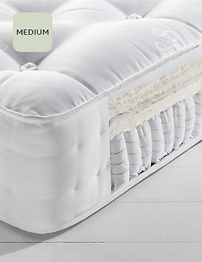 Natural 1500 Mattress - Medium Support