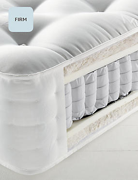 Ortho 1250 Mattress - Firm Support