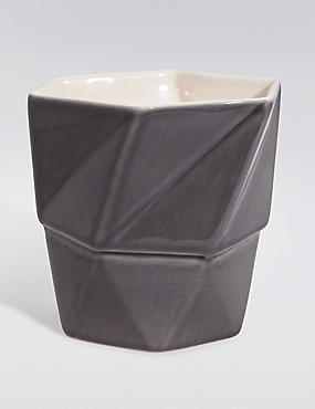 Hexagon Plant Pot