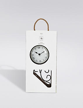Clock Thermometer