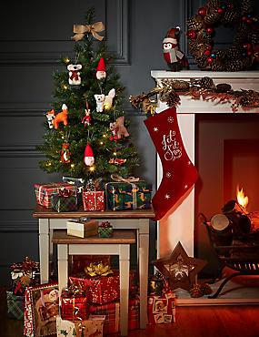 6ft Twig Christmas Tree