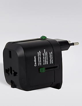Worldwide Travel Adaptor