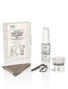Essentials Glasses Cleaning Kit