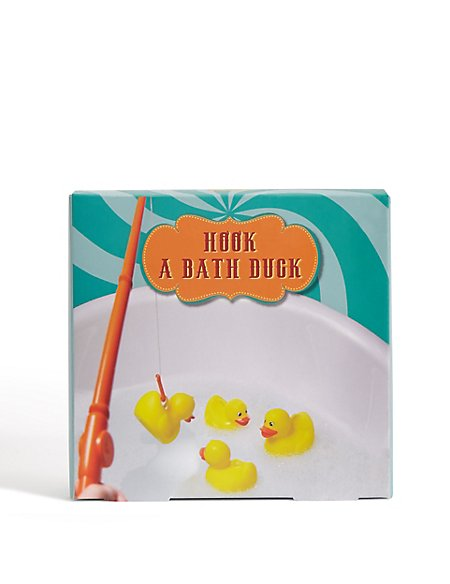 Hook A Bath Duck