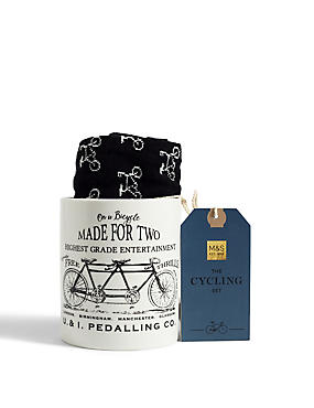 Bike Mug & Socks