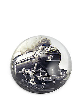 Flying Scotsman Paperweight