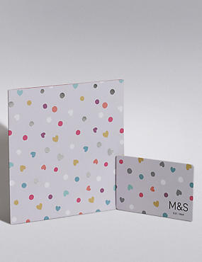 Spots & Hearts Gift Card